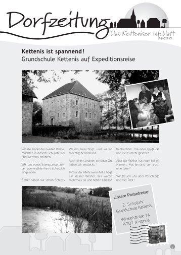 Dorfzeitung Kettenis 04-10 - Stadt Eupen