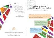 Idédokument från inspirationsgruppen (PDF 314 kB - Nytt fönster)