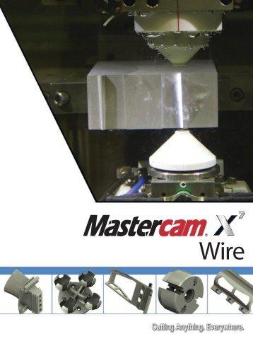 X7 Wire - Mastercam.fi