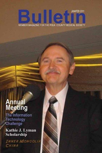 2011 - Polk County Medical Society