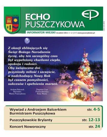 Grudzień 2011 - Puszczykowo, Urząd Miasta