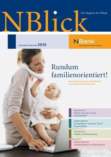 Rundum familienorientiert! - Verbund Familie & Beruf
