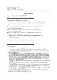Département de publication : 38 Annonce No 08-274311 ...
