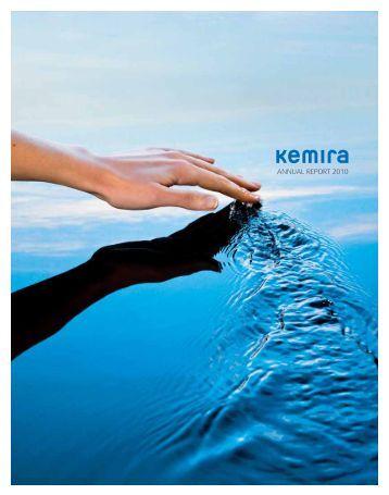 ANNUAL REPORT 2010 - Kemira