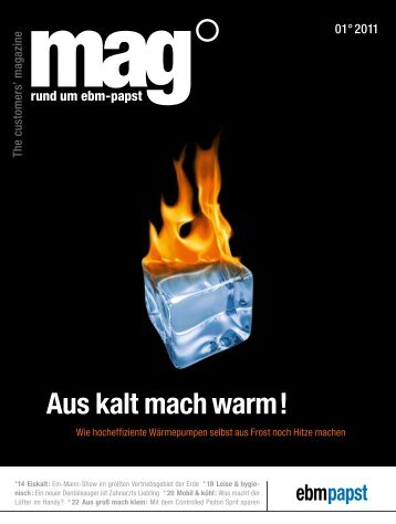 Aus kalt mach warm! - mag