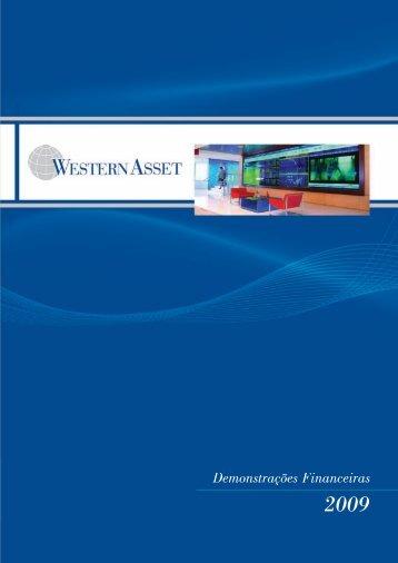 Demonstração do Resultado - Western Asset