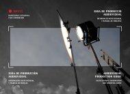 guía de producción audiovisual audiovisual production guide guia ...