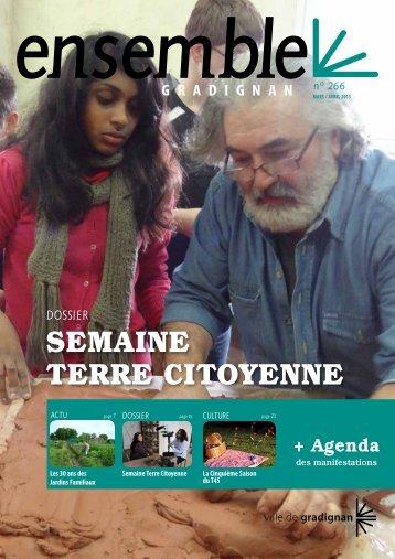 semaine terre citoyenne - Gradignan