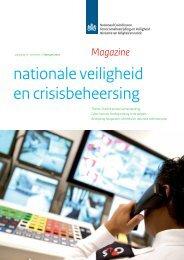 nationale veiligheid en crisisbeheersing - Rijksoverheid.nl