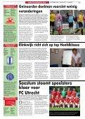 seizoen 2008/2009 nummer 1 - Rondom Voetbal - Page 5
