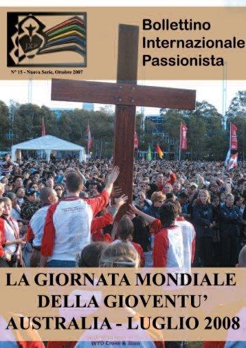 schema - Passio Christi