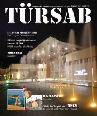 TUNCELİ - Türkiye Seyahat Acentaları Birliği