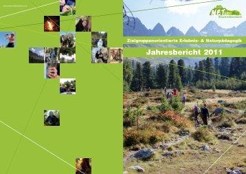 Jahresbericht 2011 - NET eV