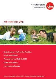 Jahresbericht 2011 - VAMV