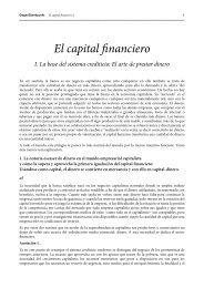 El capital financiero I