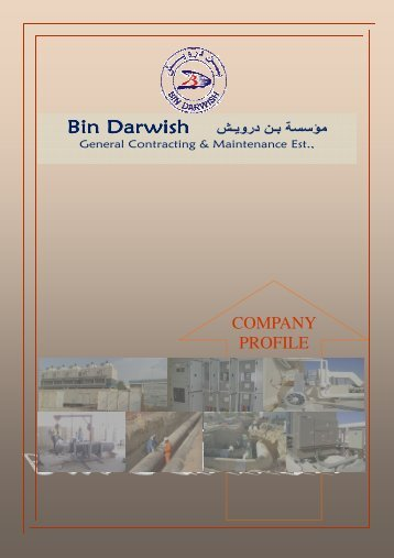 Completed Projects - BIN DARWISH