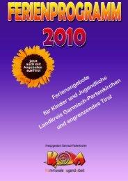 Tischler Reisen AG - Kommunale Jugendarbeit
