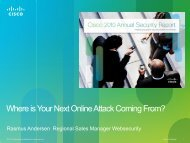 Where is Your Next Online Attack Coming From?