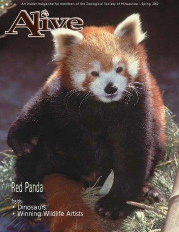 Red Panda - Zoological Society of Milwaukee