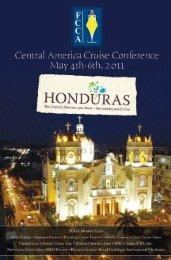 FCCA Central America Cruise Conference - San Pedro Sula ...