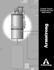 Flo-Direct - Armstrong International, Inc.