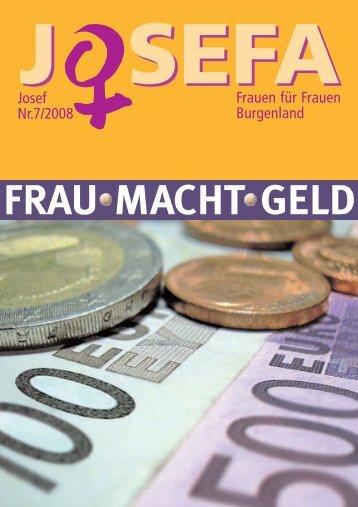 FRAU MACHT GELD - Verein für Frauen