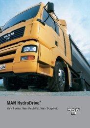 Hydrostatischer Vorderachsantrieb - Transporteure