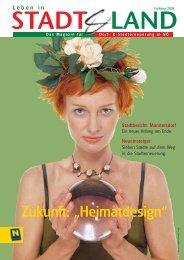 "Zukunft: ""Heimatdesign"" - AlpCity"