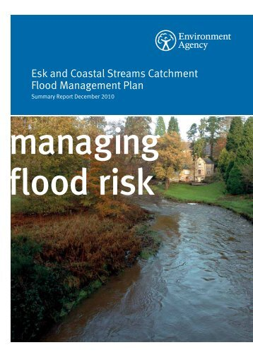 Esk and Coastal Streams Catchment Flood Management Plan