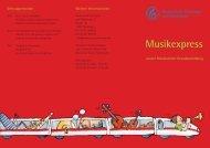 Musikexpress - Musikschule Plochingen und Umgebung