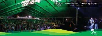 IFEA World Festival and Event City Award - Dublin City, Ohio