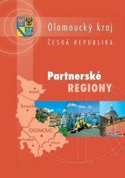 Partnerské regiony Olomouckého kraje