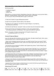 Bedienungsanleitung KH-Test - Fauna Marin GmbH