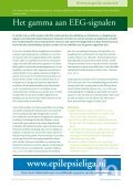 december 2011 - Nederlandse Liga tegen Epilepsie - Page 6