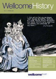 Issue 31 - Wellcome Trust