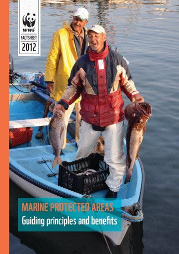 MARINE PROTECTED AREAS Guiding principles and benefits E ...