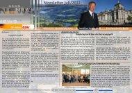 Newsletter Juli/2012 - Dr. Matthias Heider MdB