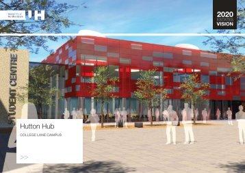 Hutton Hub >> - University of Hertfordshire