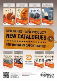 NEW CATALOGUES - Sodeca
