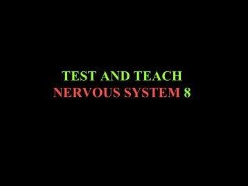 test and teach 8 - RCPA