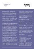 NEWSLETTER NEWSLETTER - Seite 5