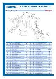 WALSH ENGINEERING SUPPLIES LTD.