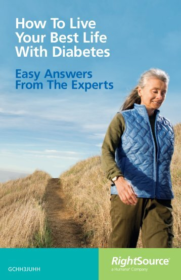 How To Live Your Best Life With Diabetes - Fit4D