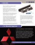 Laser Newsletter2005 - RosCommonMachinery.com - Page 2