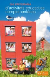 d'activitats educatives complementàries - Ajuntament de Santa ...