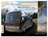 what a five-star hotel looks like on six wheels. - RVUSA.com