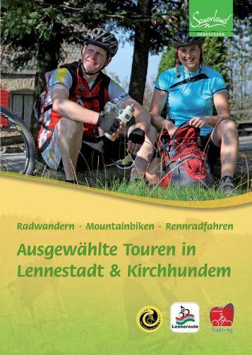 Ausgewählte Touren in Lennestadt - Bike Arena Sauerland