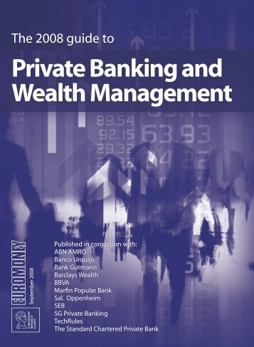 Private banking and Wealth management guide - Euromoney
