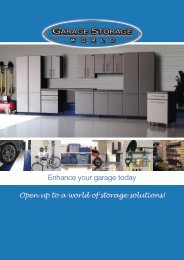 Enhance your garage today