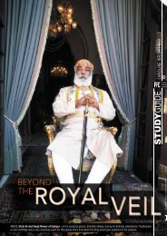 to download BEYOND THE ROYAL VEIL study guide - Ronin Films